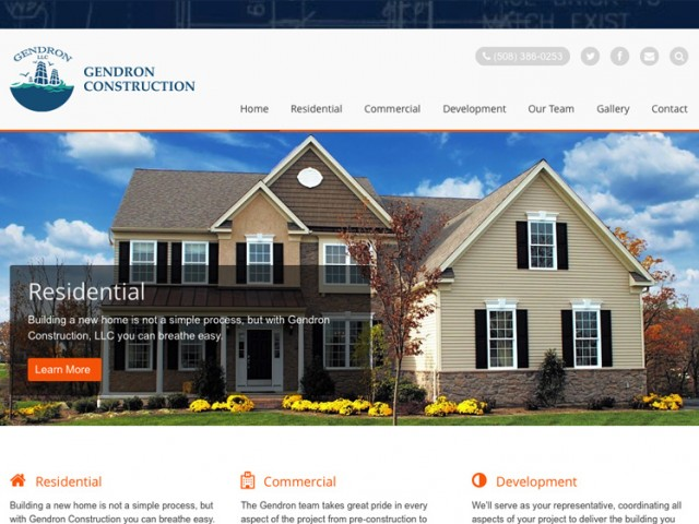 Gendron Construction