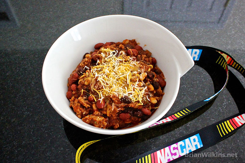 Race Day Chili Recipe