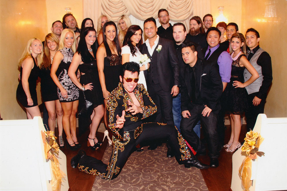 And then there was that time I got married in Las Vegas